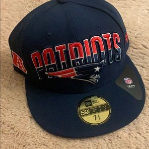 NWT NFL New England Patriots New Era Cap